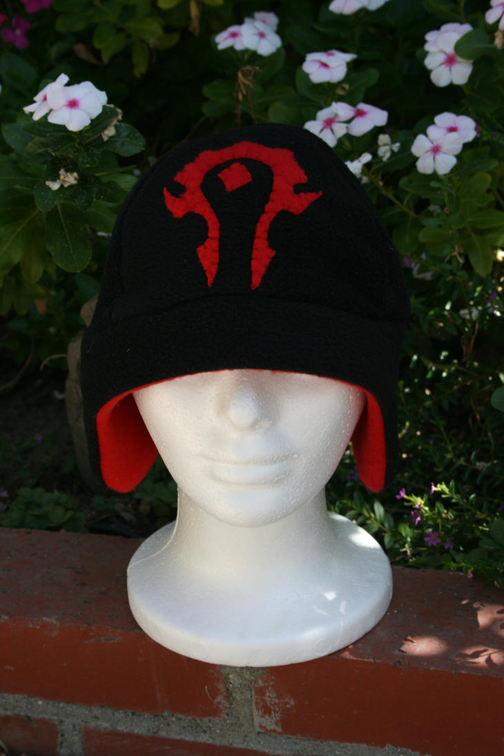 Horde Fleece Hat by Jolly-Jess