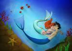Pokemon - love underwater