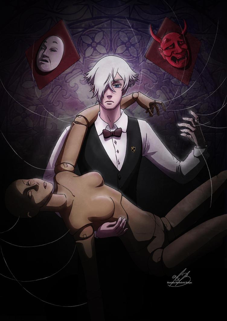 Death Parade - Decim by Kangaeien