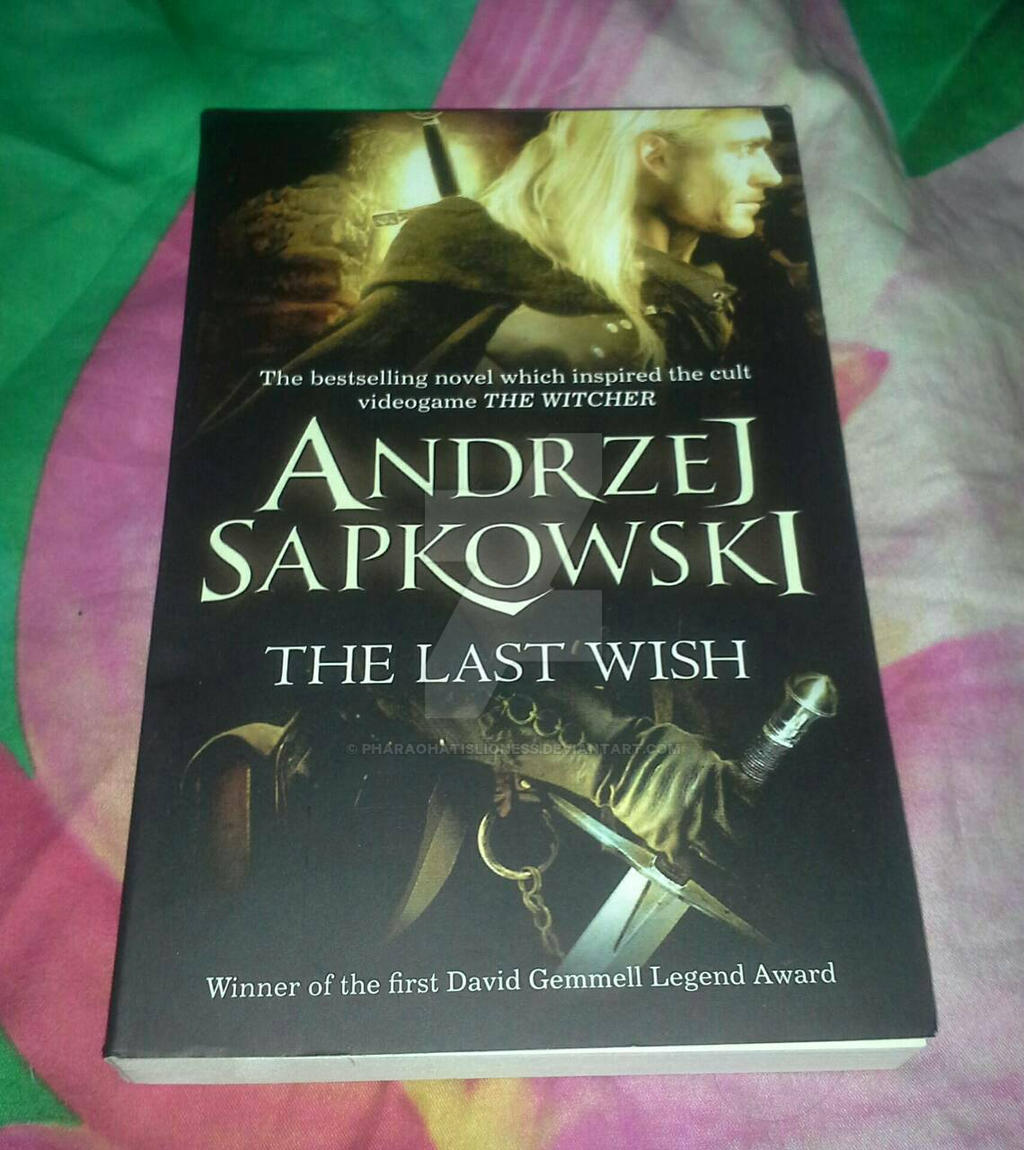 The Last Wish - Witcher book 1 by PharaohAtisLioness on DeviantArt