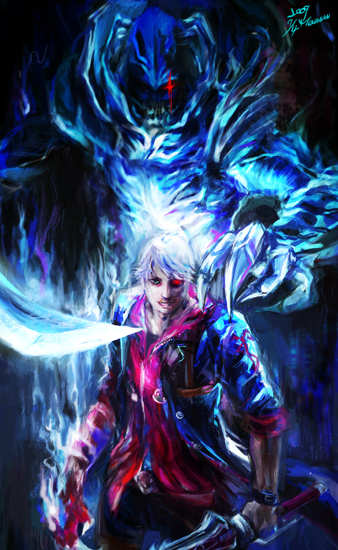 Dmc nero devil trigger