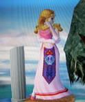 SSBMProject: Zelda Pose2