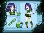 Ficha Sobrevivientes Lilith Dollevil
