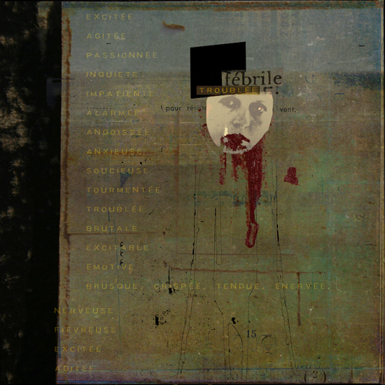 autoportrait  -  etat by laflaneuse