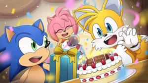 Happy Birthday Miles Tails Prowner