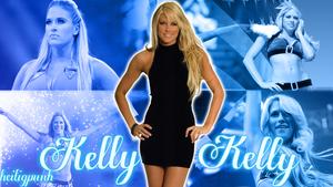 Kelly Kelly  Custom Wallpaper