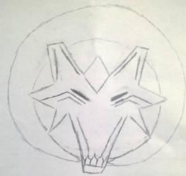 rwby nightingale oc symbol