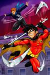Robin and Boomerang