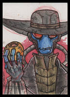 Cad Bane PSC by lordmesa