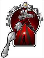 Ultraman by lordmesa