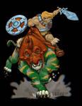 He-Man 3D
