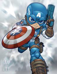 Lil Cap by lordmesa