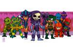 Skeletor's Crew