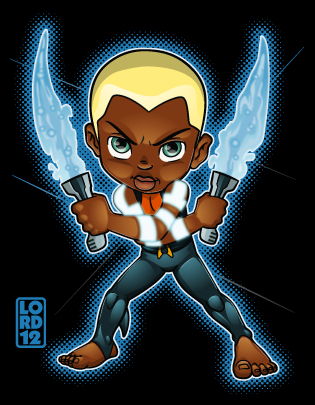young justice aqualad by lordmesa on deviantart. Black Bedroom Furniture Sets. Home Design Ideas