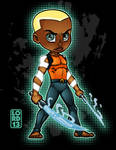 Young Justice Invasion- Aqualad