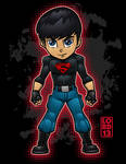 Young Justice Invasion- Superboy