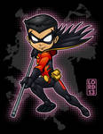 Young Justice Invasion- Robin