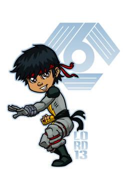 Bionic 6: Karate-1