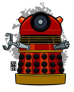 Exterminate!! Exterminate!! Exterminate!! by lordmesa