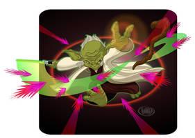 Yoda by lordmesa