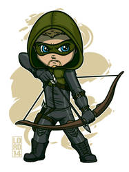 Arrow - Ollie by lordmesa