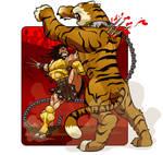 Wolverine the Gladiator