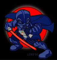 Lil Vader by lordmesa