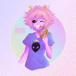 Cookie Queen // Boku no Hero Academia Fanart