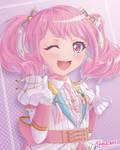 Aya Maruyama // BanG Dream! Fanart