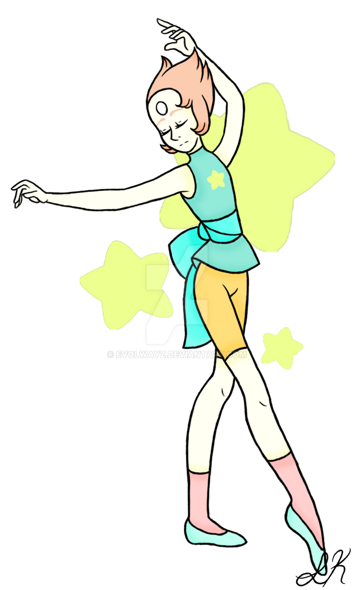 Pearl from Steven Universe