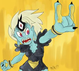 demon bby by GoopyHug