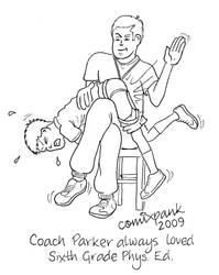 cmx - Coach Parker by cmxpnk