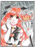 Commission: Sailor Pumpkin by Usa-mero