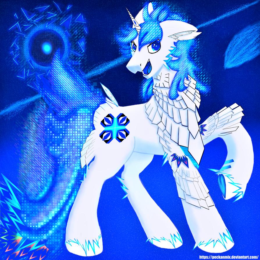 Alenrezadew: wingless version by Peckanmix