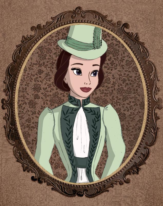 Dracula Bram Stoker Belle as Mina Murray b...