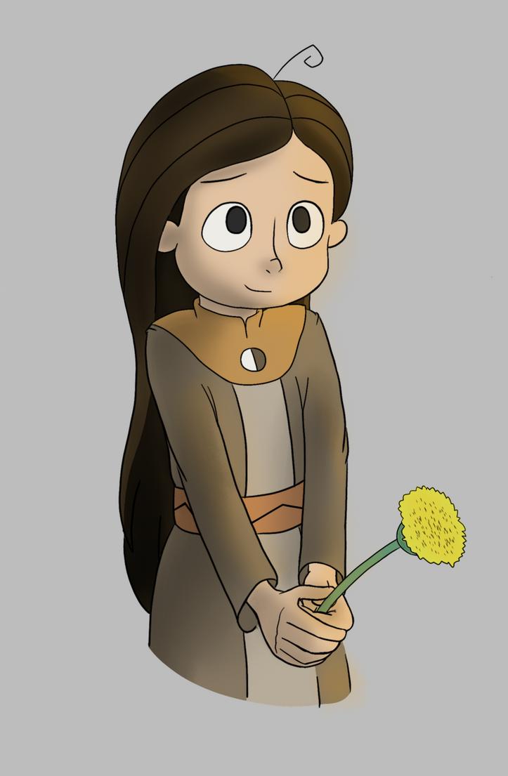Original Character - Maiingaans by Ertrandmue