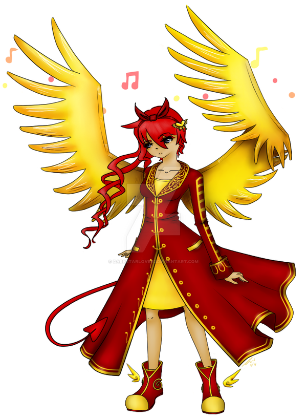 Leonaenae commission by darkstarlover3
