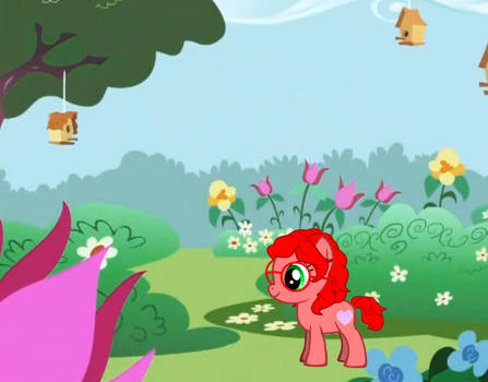 Cotton Heart (with cutie mark)