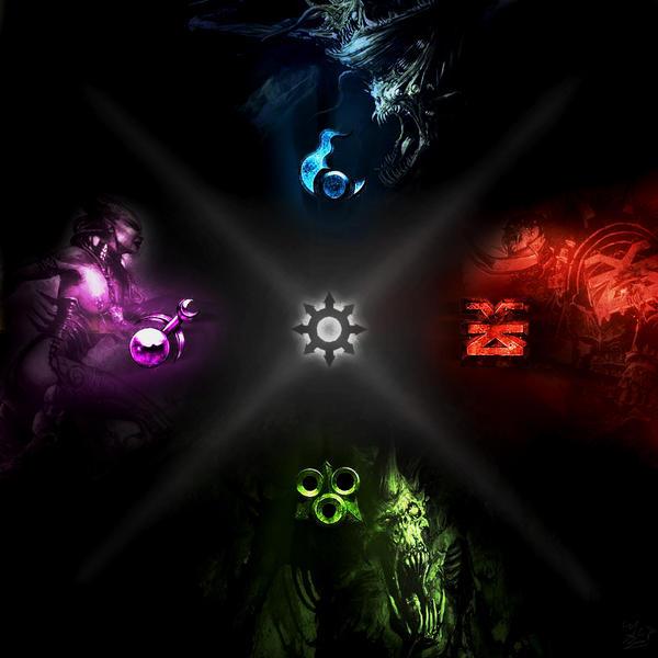 Warhammer Chaos... Gods by AssasinMonkey on DeviantArtWarhammer 40k Chaos Gods Fanfiction
