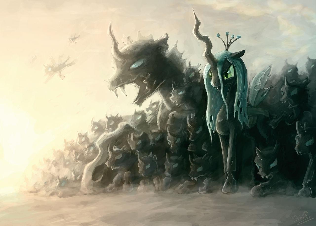 Changeling Behemoths