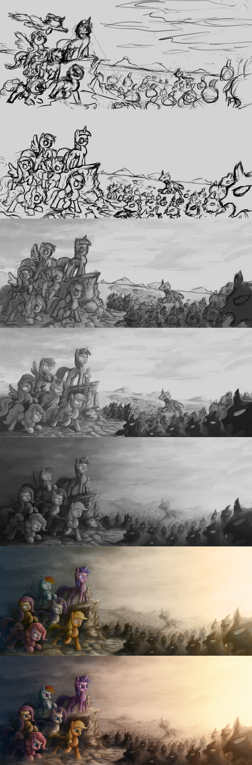 The Mane War [WIP] by AssasinMonkey