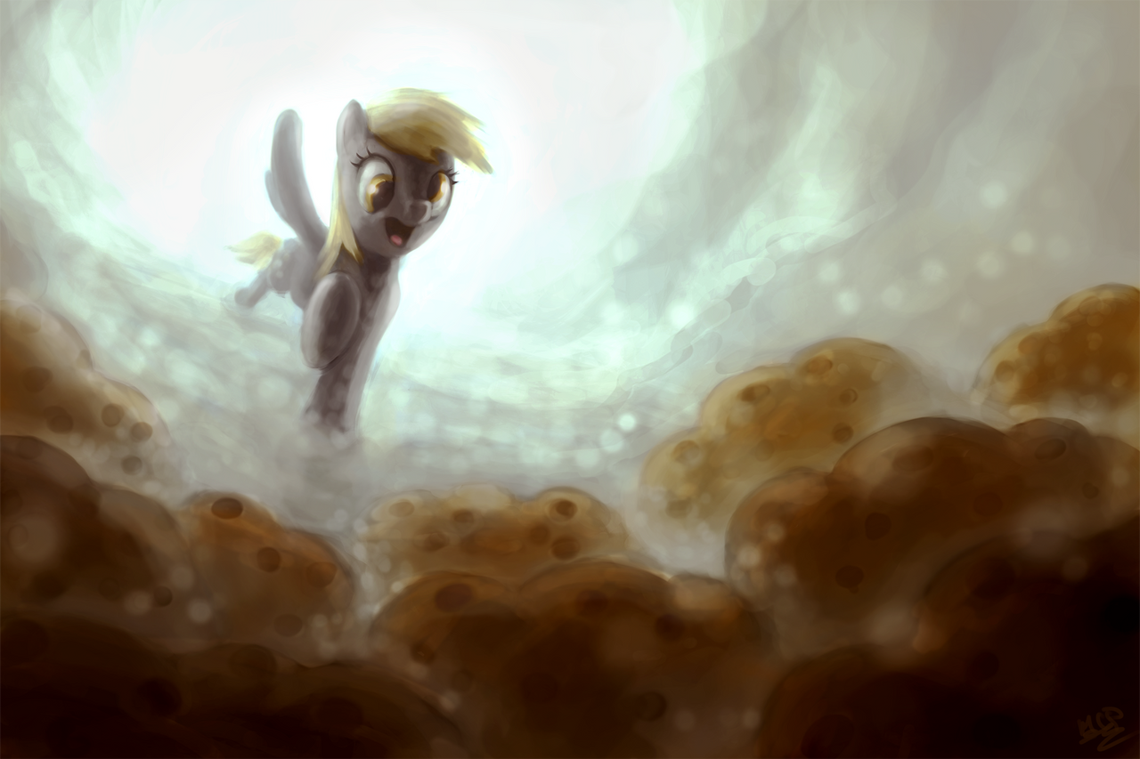Where the Muffins are by AssasinMonkey