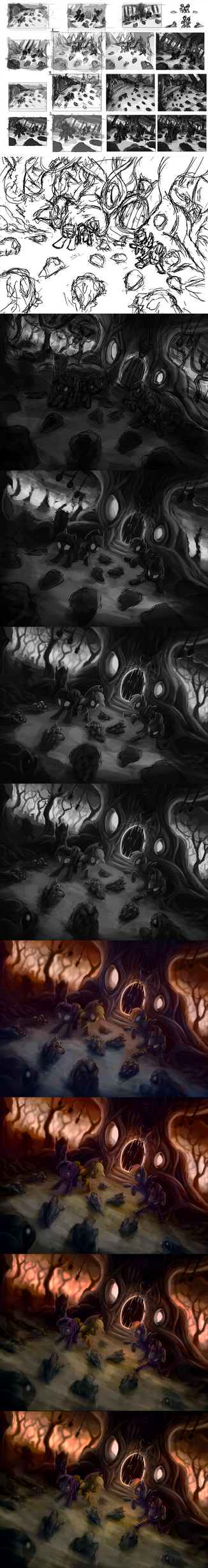 At Zecora's Glade - Part 1 [WIP] by AssasinMonkey