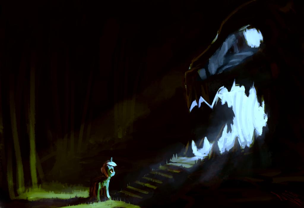Lyra's Dreamscape by AssasinMonkey