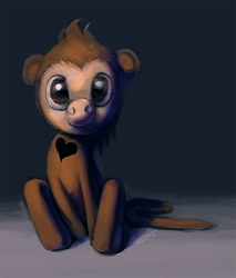 Heart, Hooves and Monkey by AssasinMonkey
