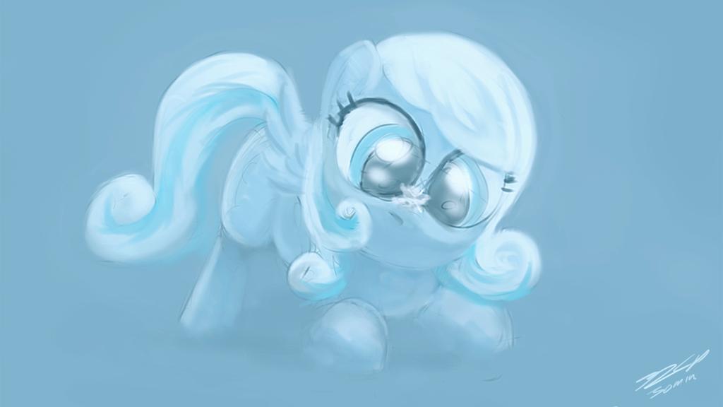 Snowdrop [1920x1080] by AssasinMonkey