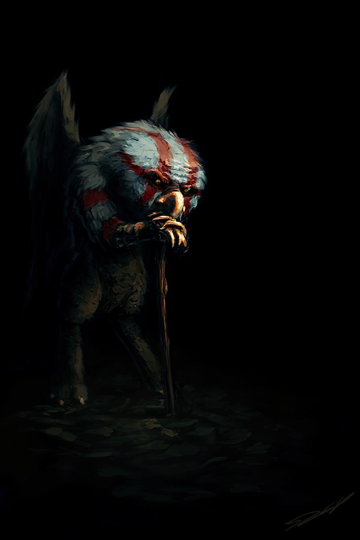 Gryphon Terminus - War by AssasinMonkey