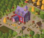 Sweet Apple Game Acres