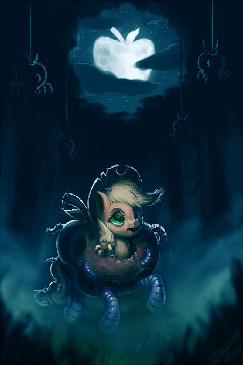 The Nightmare Apple