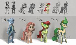 Pony Pony Styles - x.01